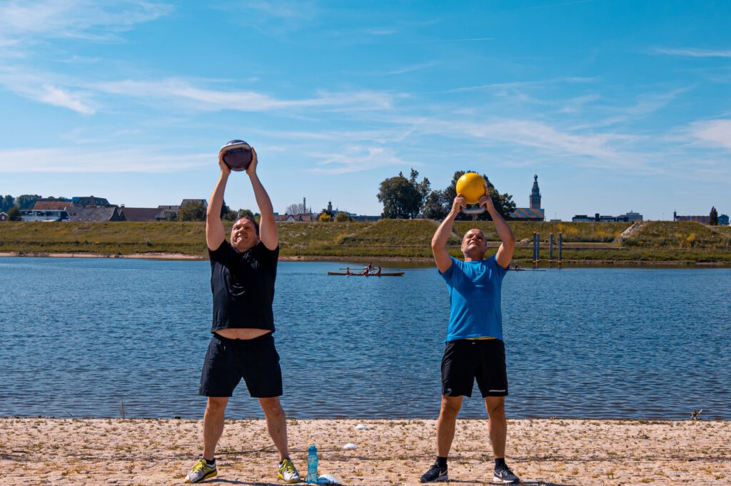 Fitness Nijmegen bij The Kettlebell Club